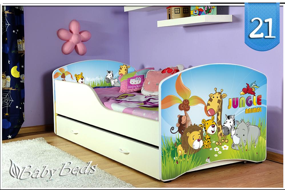 łóżko Igor 160x80cm